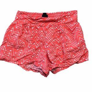 Gap Kids Chevron Garbage Bag Shorts- Sz XXL